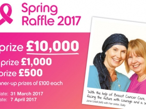 Spring Raffle 2017 Breast Cancer Care
