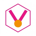 Get your Pink Ribbon Walk medal
