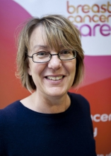 Christine Douglass is a Breast Cancer care Trustee