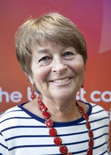 Marion Lewis is a Breast Cancer Care Trustee