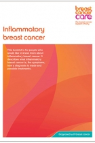 inflammatory breast cancer cover