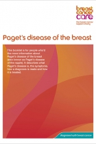 pagets disease of the breast cover