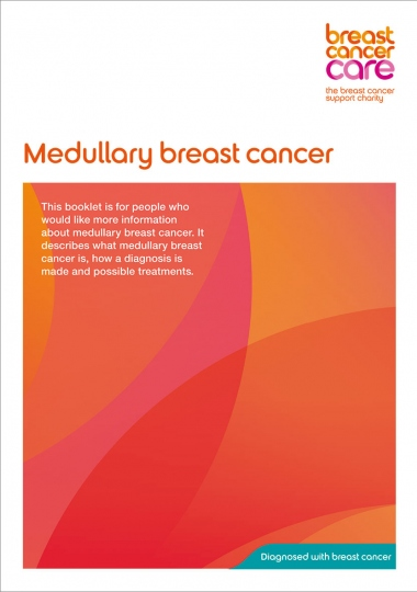 medullary breast cancer cover