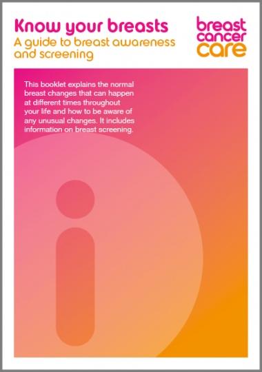 Breast guide com