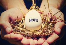 Living in hope